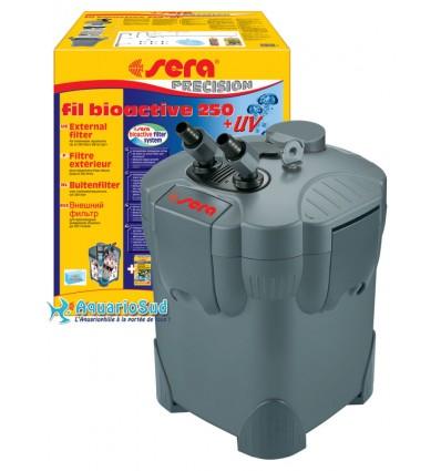 SERA Fil Bioactive 250 UV - Filtre extérieur pour aquarium