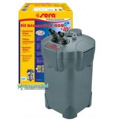 SERA Fil Bioactive 400 UV - Filtre extérieur pour aquarium