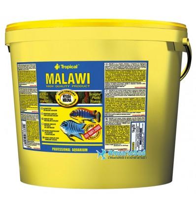 TROPICAL Malawi - 5 litres pour alimenter les Cichlidés Africains du lac Malawi