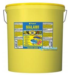 TROPICAL Malawi - 21 litres est une nourriture Cichilidés Lac Malawi (Mbuna)