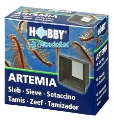 HOBBY Tamis de 120µ pour la récolte d'artémias ou toute autre nourriture vivante. ou congelée.