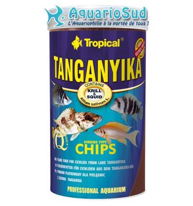 TROPICAL Tanganyika chips - 250ml