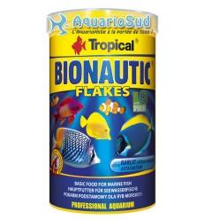 TROPICAL Bionautic Flakes en 1 litre pour nourrir vos poissons marins et invertébrés