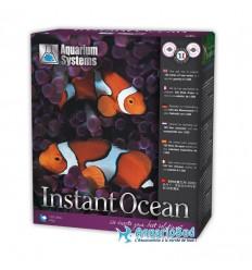 Aquarium Systems Instant Ocean - 4 Kg pour la préparation de 120 litres d'eau de mer.