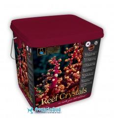 AQUARIUM SYSTEMS Reef Crystals : 10 Kg - Sel marin pour réaliser 300 litres d'eau pour aquarium récifal