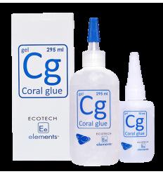 ECOTECH Coral Glue pour le collage des coraux et bouture de corail.