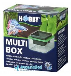 HOBBY Multibox pour dégonler les aliments surgelés ou stocker les aliments vivants.
