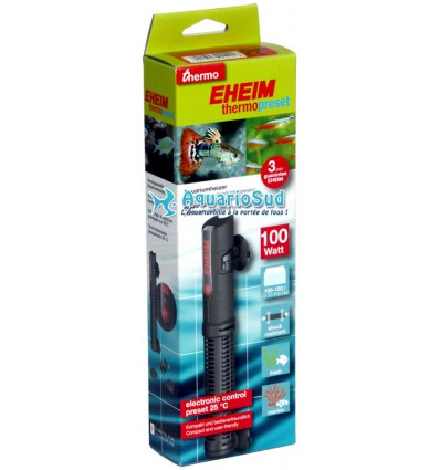 EHEIM Thermopreset 100 - Chauffage incassable 100W