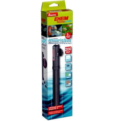 EHEIM Thermopreset 200 - Chauffage incassable de 200 watts pour aquarium