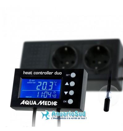 AQUA MEDIC Heat Controller Duo - Thermostat Numérique Aquarium