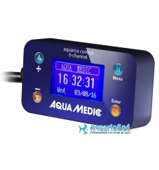 AQUA MEDIC Aquarius Control pour rampe Led Aquarium