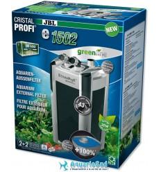 JBL Filtre CristalProfi e1502 greenline pour aquarium de 200 à 700 litres