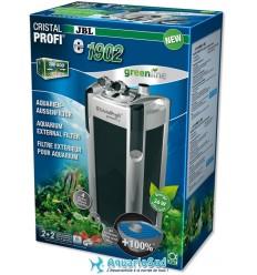 JBL Filtre CristalProfi e1902 greenline pour aquarium de 200 à 800 litres