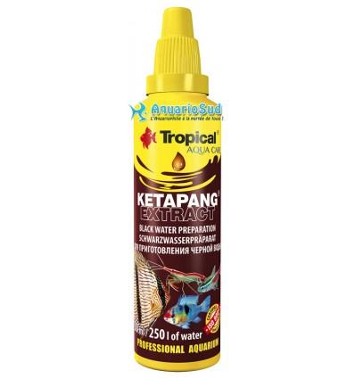 TROPICAL Ketapang Extract 50 ml - Conditionneur d'eau saumâtre