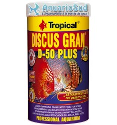 TROPICAL Discus Gran D-50 Plus - 1000ml