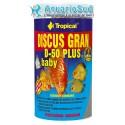 TROPICAL Discus Gran D-50 Plus Baby 250 ml
