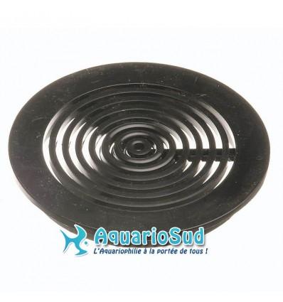 AQUA MEDIC grille noire Ø 63 mm - Colori Noir - Vendue à l'unité