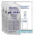HANNA HI70010P Solution tampon pH 10.01 - 25 sachets de 20 mL
