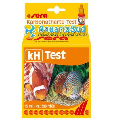 SERA Test kH - Recharge de 3 flacon de 15 ml
