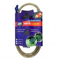 AQUA NOVA GC-10 - Cloche de 25 cm pour le nettoyage d'aquarium
