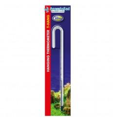 AQUA NOVA T-HANG M : Thermomètre pour aquarium à suspendre - taille M