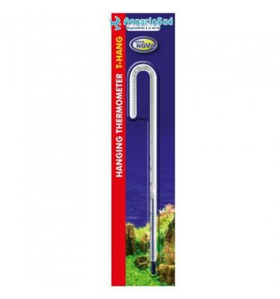 AQUA NOVA T-HANG L : Thermomètre pour aquarium à suspendre - taille L