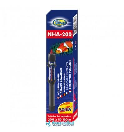 AQUA NOVA 200 Watts - Chauffage pour aquarium