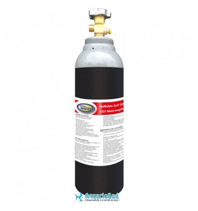 AQUA NOVA Bouteille CO2 rechargeable - 5 litres
