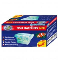 AQUA NOVA Pondoir à poisson transparent
