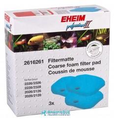 EHEIM Mousses filtrantes pour filtre Professionel 1 et 2 & eXperience 350