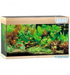 Aquarium complet JUWEL Rio 125 - Chêne clair