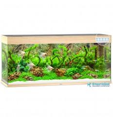 Aquarium JUWEL Rio 240 Led Chêne clair - 240 Litres