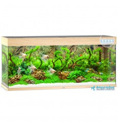 Aquarium JUWEL Rio 350 Led Chêne clair - 350 Litres