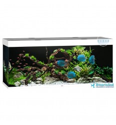 Aquarium JUWEL Rio 450 Led Blanc - 450 Litres