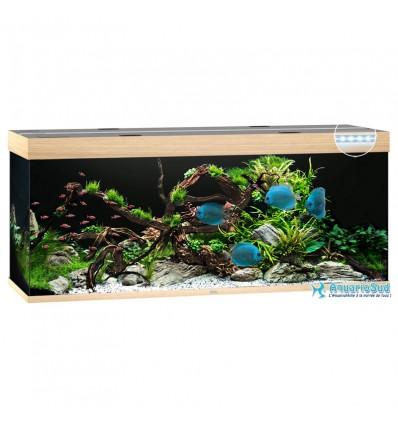 Aquarium JUWEL Rio 450 Led Chêne clair - 450 Litres