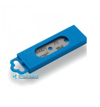 Jeu de 5 Lames de rechange Aqua-T Handy 70mm