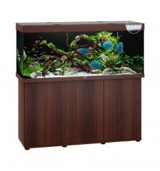 Aquarium JUWEL Rio 450 Brun tout équipé - Version Led