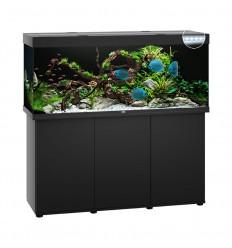 Aquarium JUWEL Rio 450 Noir tout équipé - Version Led