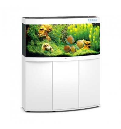 JUWEL Vision 260 LED Blanc avec Meuble SBX