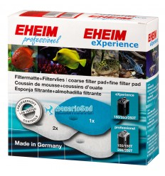 EHEIM Mouse + Ouate pour filtre Experience/Professionel 150/250