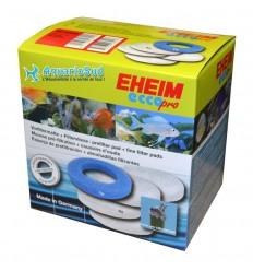 EHEIM Coussins de oaute + mousse bleue pour Filtre EHEIM Ecco