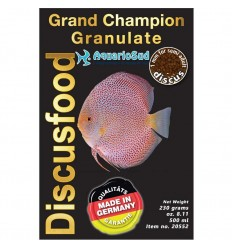 DISCUSFOOD Grand Champion Granulat - 230gr