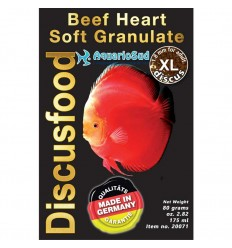 DISCUSFOOD Beef Heart Granluat Soft XL