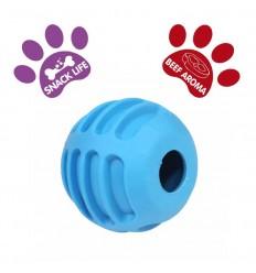 DOG LIFE STYLE Snackball 6cm - Arôme Boeuf