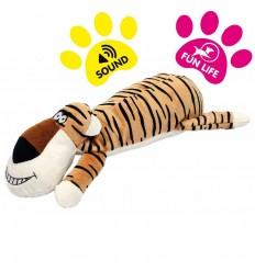 DOG LIFE STYLE Peluche Tigre