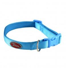 Collier PETNOVA bleu pour chien
