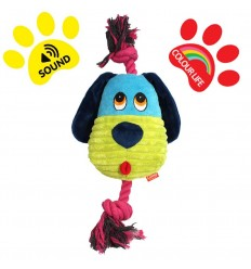 DOG LIFE STYLE Peluche chien