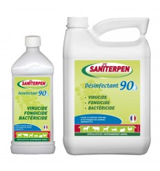 SANITERPEN Désinfectant 90