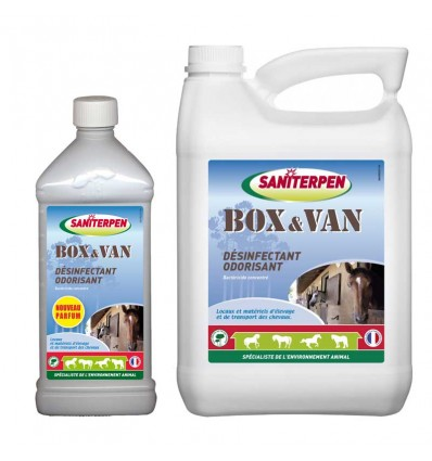 SANITERPEN Box & Van