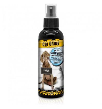 Nettoyant CSI Urine pour chien et chiot - Spray 150ml